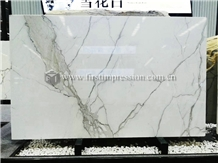 Hot Sale Italy Marble Calacatta Gold Slabs,Tiles
