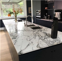 Arabescato Marble Top for Hotel, Casino & Resorts