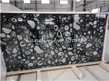 Black Agate Black Gemstone Luxury Natural Black