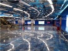 Blue Bahia Granite Cut to Size Lobby Floor Tiles