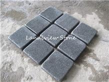 Blue Mist Granite Cobbles