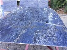 Cheap New Azul Bahia Granite Benchtop Kichen Tops