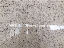 Dallas White Granite Slabs