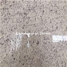 Dallas White Granite Tiles and Slabs