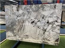 Pandora White Marble Grain Fossil Grey Marble