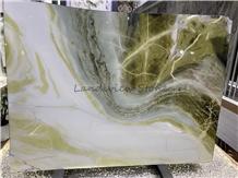 Paradise Jade Marble Slabs