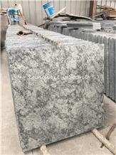 South African Oliver Green Granite Fantasy Granite