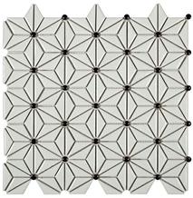 Hexagon Ceramic Mosaic Tile,Lantern Porcelain Tile