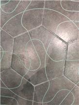 New Mosaic Design, Porcelain Mosaic Tile