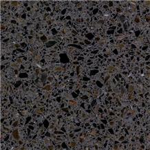 Dark Color Terrazzo for Walling and Floor