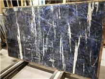 Luxury Azul Bahia Slabs Tile for Hotel/Villa