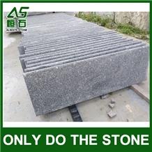 China Ash Grey Granite Step,Stairs & Treads