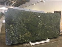 Picasso Green Granite Slabs