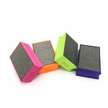 Dry Electroplated Diamond Hand Polishing Pad