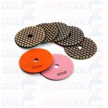Granite Pads Stone Polishing Pads Dry Polishing