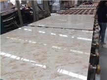 Landy Beige Marble Slabs