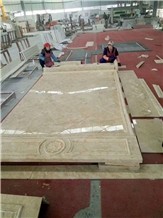 Malaysia Quarry Gold Yellow Beige Marble