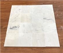 Milky White Honed Pool Coping Tiles