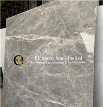 Turkey Mersin Grey Marble Slabs & Tiles