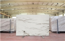 White Spider Marble Slabs & Tiles