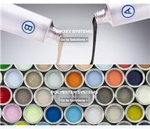 Polyester Resin- Polyester Mastics