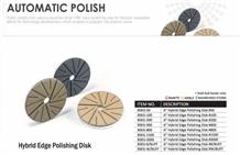 Hybrid Edge Polishing Disk Stone Polishing Tool