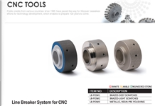 Line Breaker System for Cnc Machines