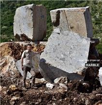 Breccia Deja Marble Blocks