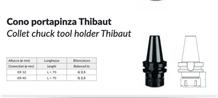 Cnc Machine Collet Chuck Tool Holder -Thibaut
