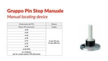 Cnc Manual Locating Device