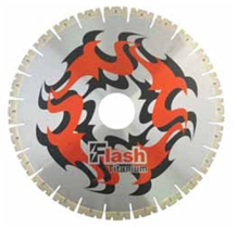 Flash Cool Silent Blade / Wet Cutting / Silver Brazed