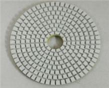 Supero White Engineered Stone Polishing Pad/ Wet