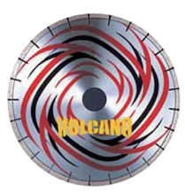 Volcano Silent Blade for Marble / Wet Cutting / Silver Brazed
