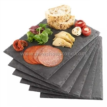 Slate Board Makers Cheese with Natural Split Way