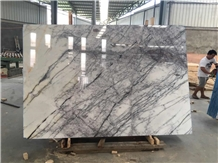 Milas Lilac Marble Slab,Turkey Purple Veins Stone