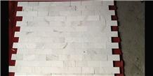 Chinese Castro White Polished,Marble Mosaic Tile