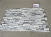 Cloudy Grey Cultured Stone,Veneer,Slate Ledger