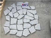 G603 Loose Irregular,Random Granite,Used Outdoors