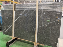 New Grey Marble with White Veins Lines for Tiles