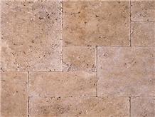 Travertine Pattern- Paver Stone- Tiless