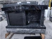 Granite Mausoleum Columbarium Cemetery Crypts