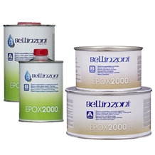 Bellinzoni Epox 2000-Epoxy Mastic for Granite,Stones
