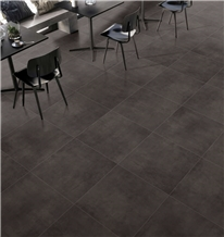 Canvas Antrasit Porcelain Floor Tiles