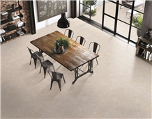 Neyzen Cream Porcelain Floor Tiles