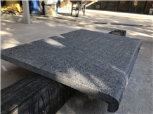 Viet Nam Dark Grey Granite Coping- G654 Granite