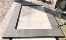 Viet Nam Dark Grey Granite (G654) for Pool Copping