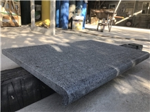 Viet Nam Dark Grey Granite (G654) Pool Copping