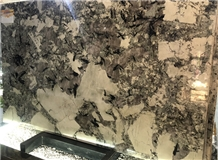 Brazil Luxury Havana Marble Slab for Table Top