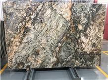 Brazilian Maskaratus Fusion Granite for Table Top