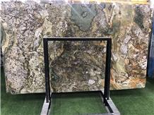 Luxury Shangri La Multicolor Granite for Wall Clad